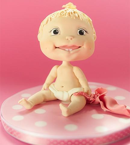Cute Baby Model