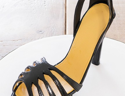 Sandal High Heel Shoe