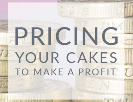 Profit from cakes
