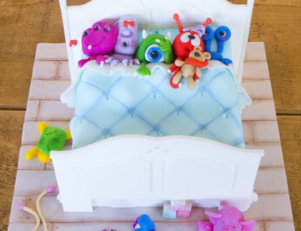 Monsters in Bed