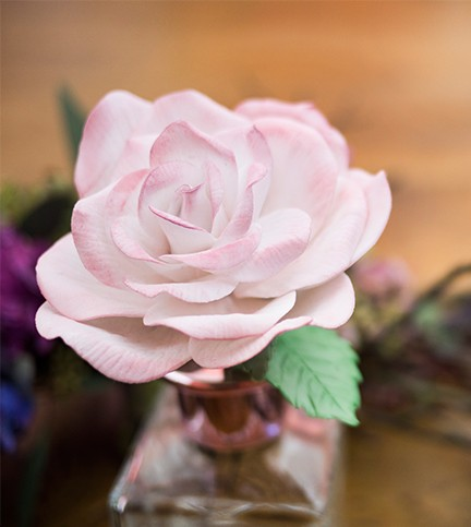 How to Make a Sugar Rose