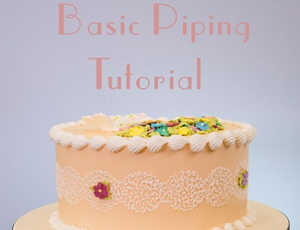 Basic Piping Techniques