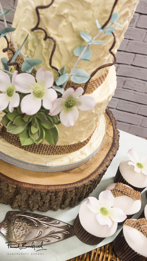wedding cake ideas rustic rustic wedding cake cakeflix 22934
