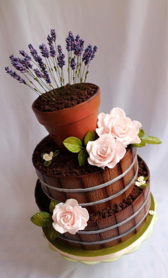 Gardening Cakes | Cake Trend Tuesday - CakeFlix