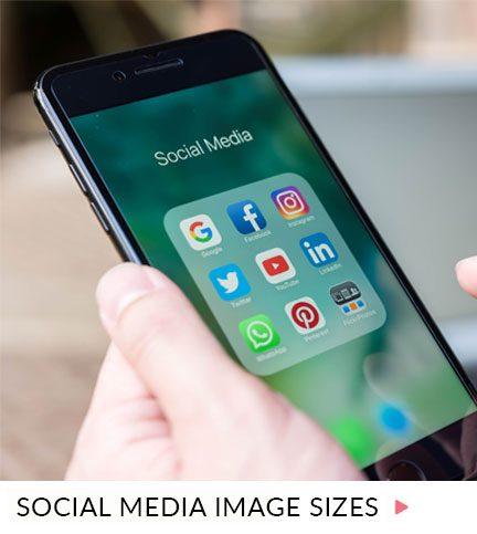 Image Sizes for Social Media