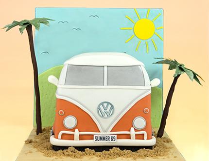 Summer Lovin' Camper Van