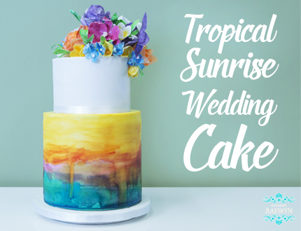 Tropical Sunrise Wedding