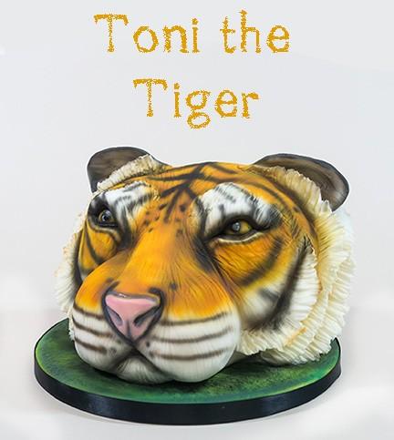 Toni the Tiger
