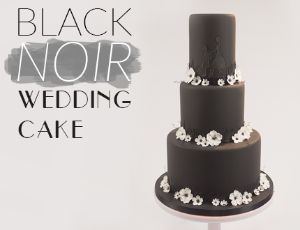 Black Noir Wedding