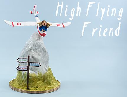 High Flying Friend