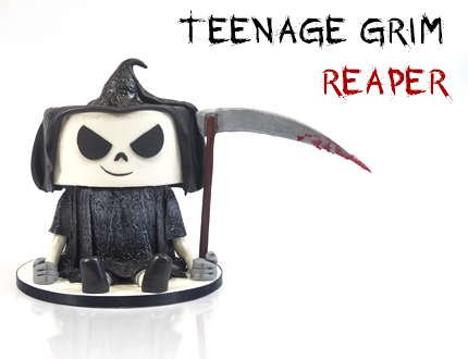 Teenage Grim Reaper