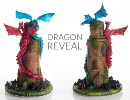 Dragon Reveal
