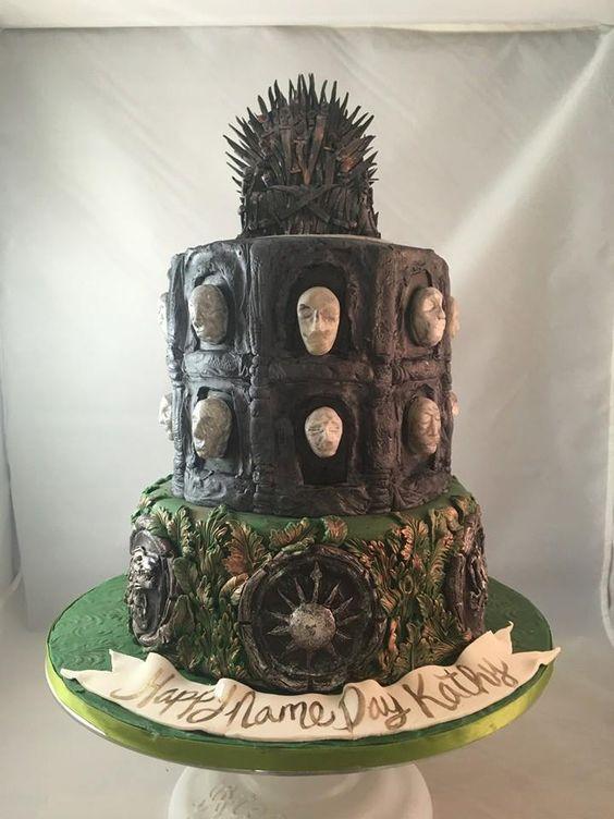 A cake has no name