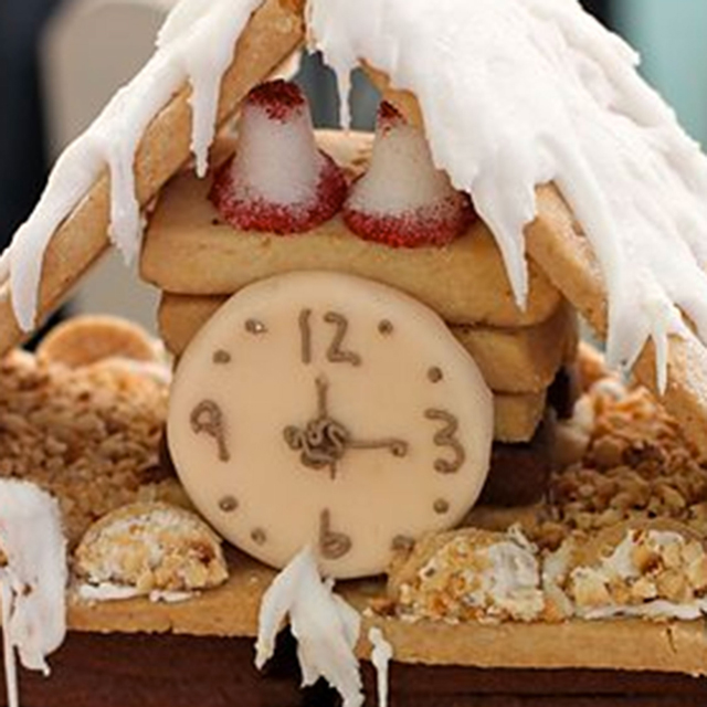 Shortbread house