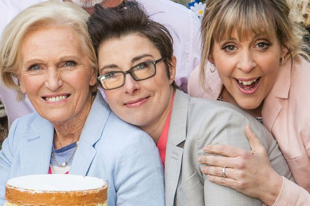 Mary Berry, Mel and Sue