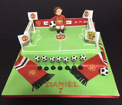 Premier League 5 Fantastic Cakes For The Football Fan In Your Life