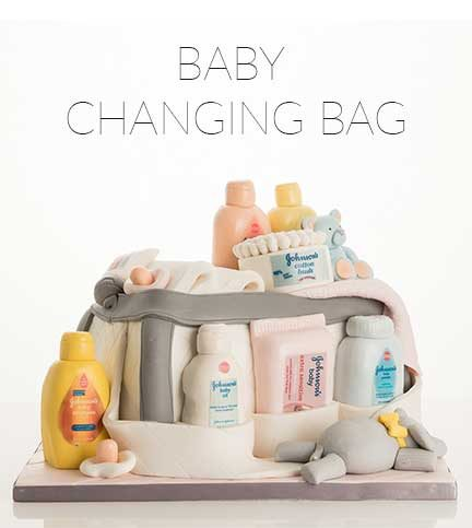Baby changing bag – in 1min