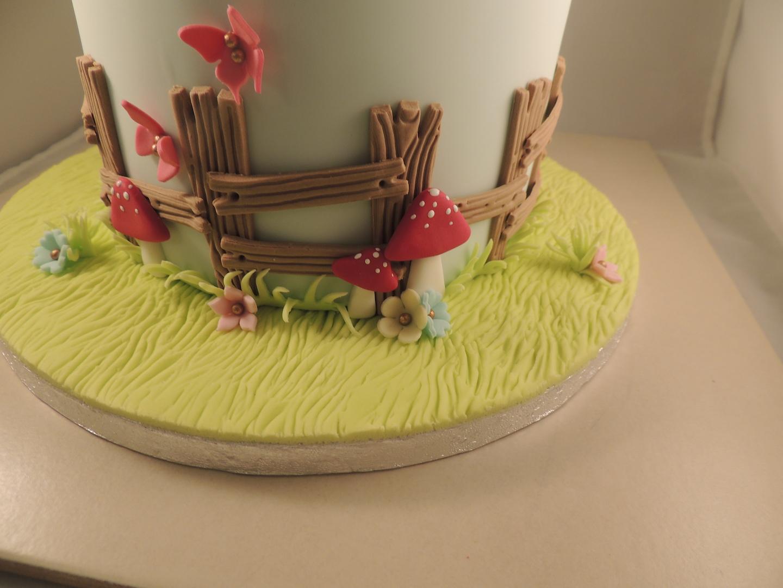 Fairy House Cake Tutorial Free Cake Tutorial Cakeflix
