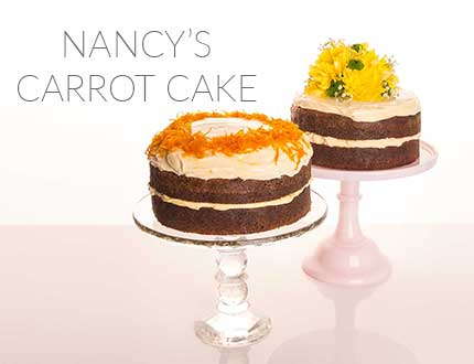 Nancy's Carrot Cake