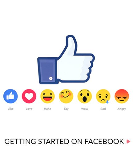 Cake business course: Getting started with facebook