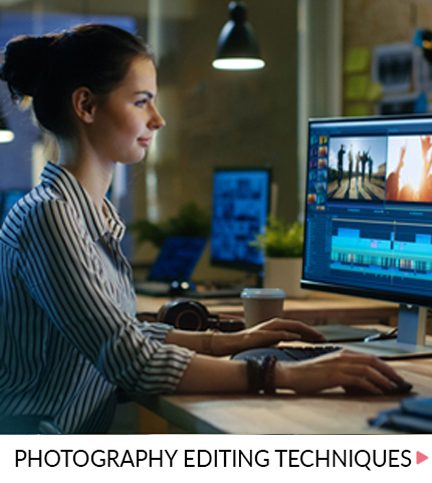 Photography editing techniques