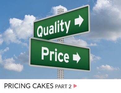 pricing cakes part 2