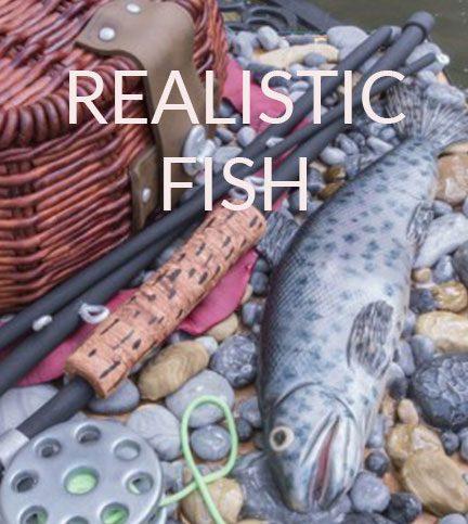 Realistic fish