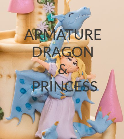 Armature Dragon & Princess