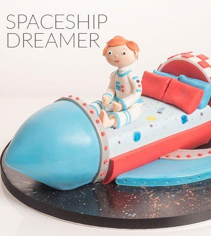Spaceship dreamer quickbite