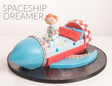 Spaceship Dreamer