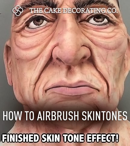 How to Airbrush Skintones with Spectrum Flow Airbrush Paints