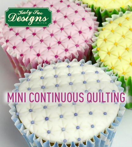 Mini Continuous Quilting Mould