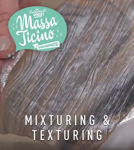 Mixing and texturising with Massa Ticino