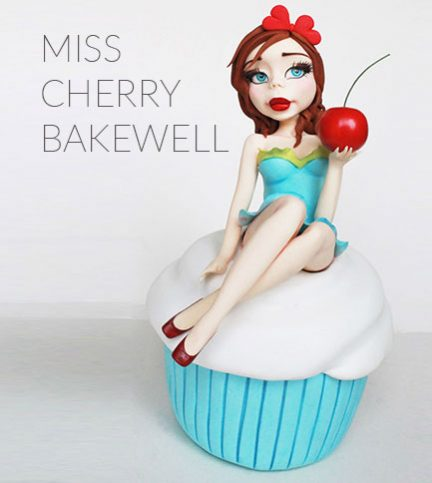 Miss Cherry Bakewell