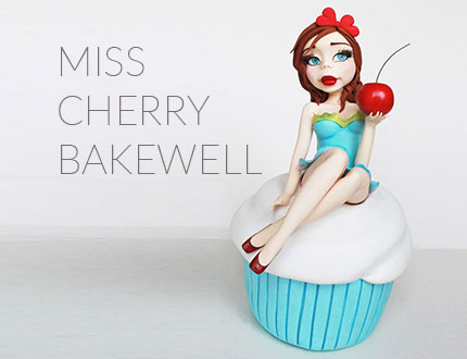 Miss Cherry Bakewell