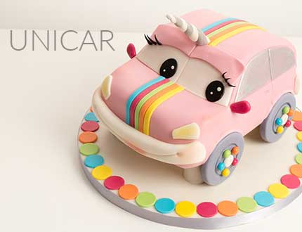 Unicorn Car
