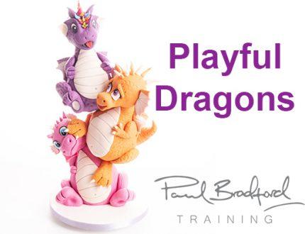 Playful Dragons