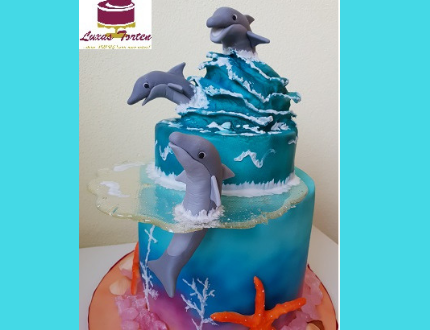 Cake Of The Month October 2018