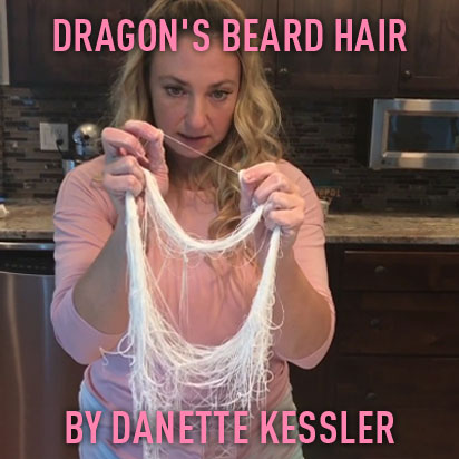 Dragon's Beard Hair
