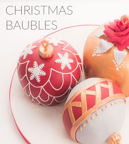 Christmas Baubles – FILMED LIVE