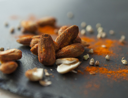 almond and spices cake ingredients