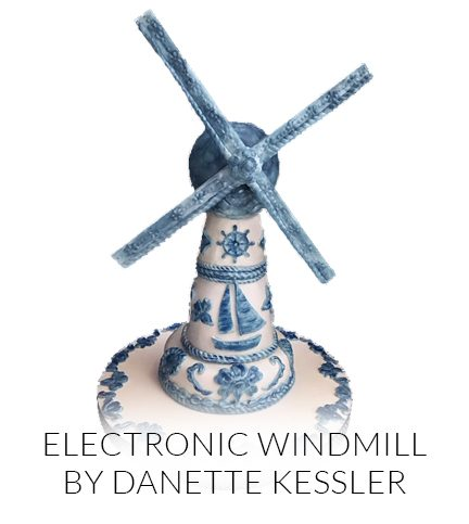 Electronic Windmill