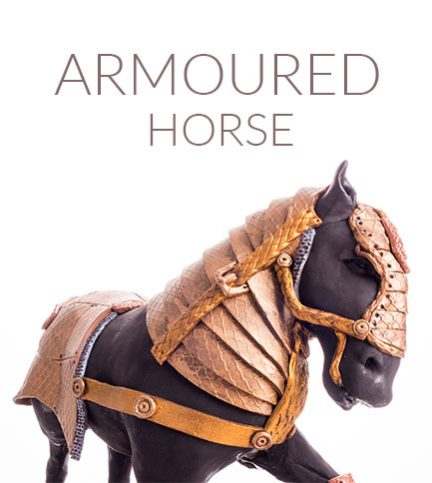 Armoured horse – in 1min