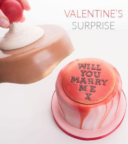 Valentine's Surprise – Bitesize
