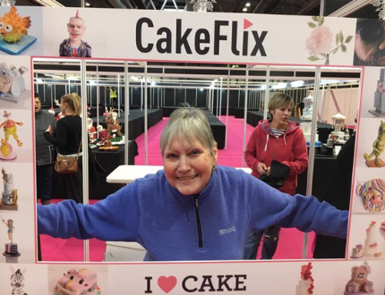 cake international display 2018