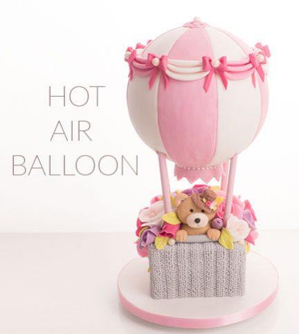 Hot Air Balloon – Bite Sized