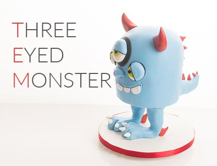 Three Eyed Monster