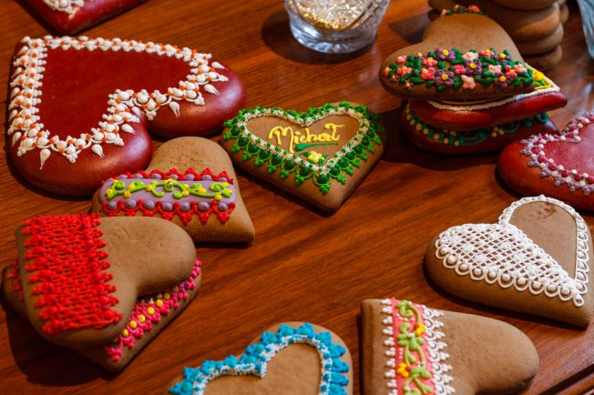 decorative cookie recipe