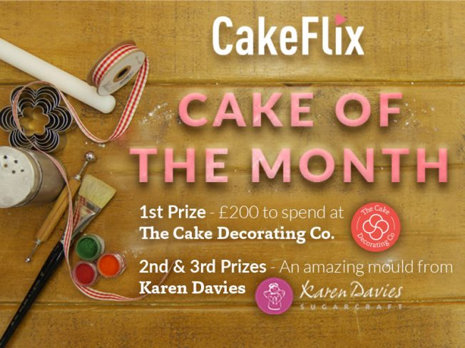 cake of month logo