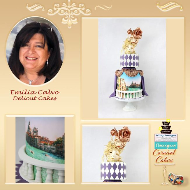 carnival cakers